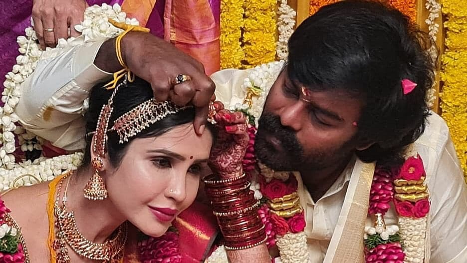 RK Suresh gets married