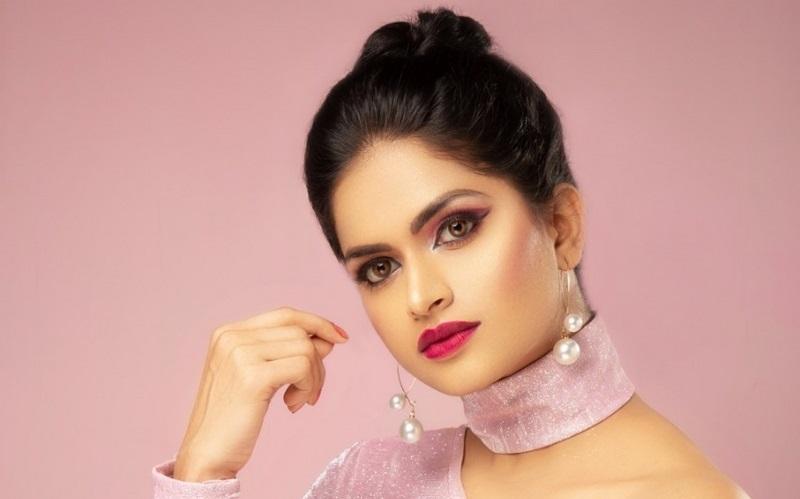 Looks Pretty Actress Suma Poojari