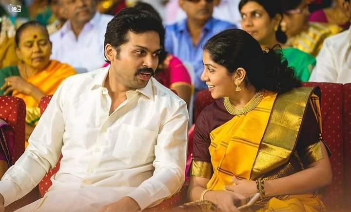 Karthi, Ranjani welcome baby boy