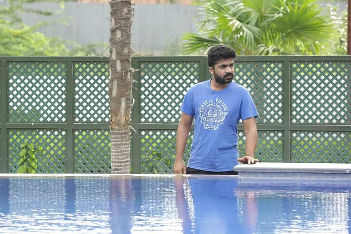simbu latest still