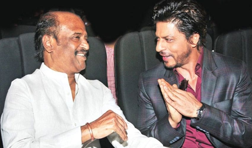ShahRukh Khan promised cricketer Dinesh Karthik to take him to Superstar Rajinikanth's house for lunch