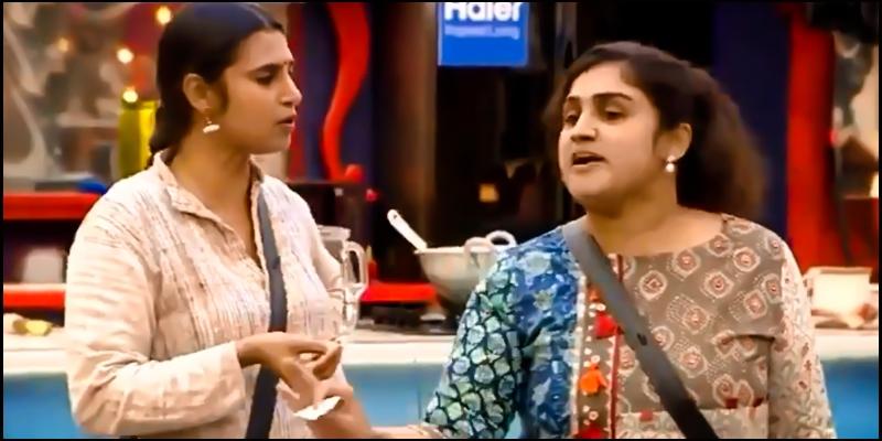 kasthuri about vanitha