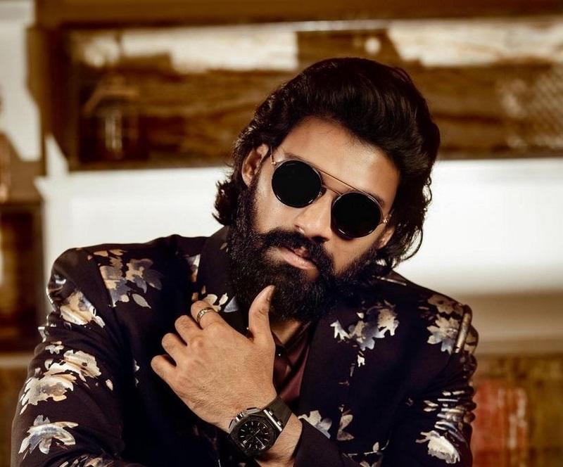 Actor Sai Srinivas Bellamkonda Photos