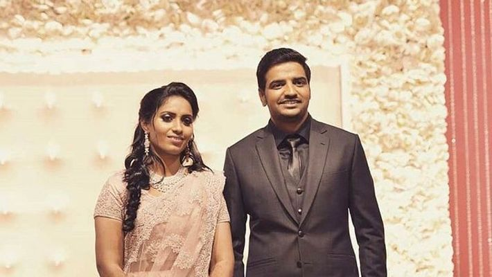 Actor Sathish blessed with baby girl