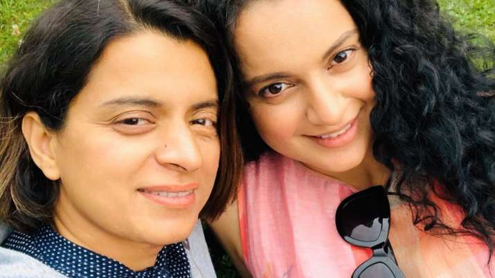 Actress Kangana sister summoned by police to appear in person