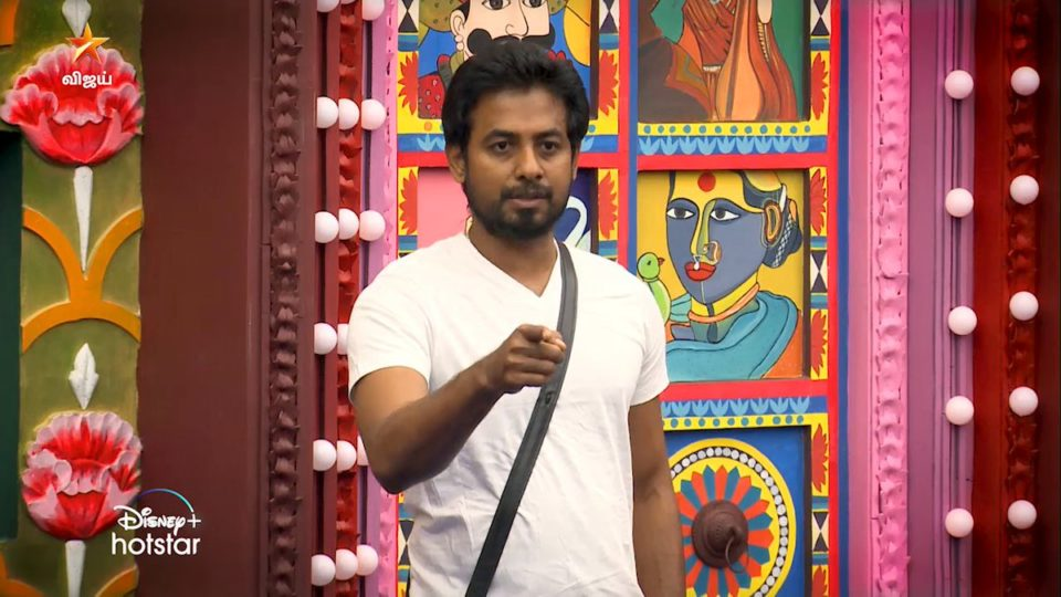 BiggBossTamil Day 50 Promo 1