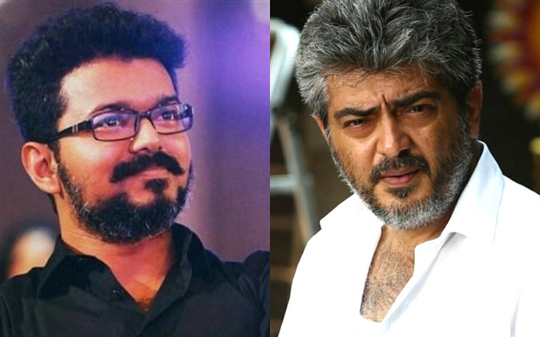 If Salman Khan is in North India, he is in South India Vijay, Ajith