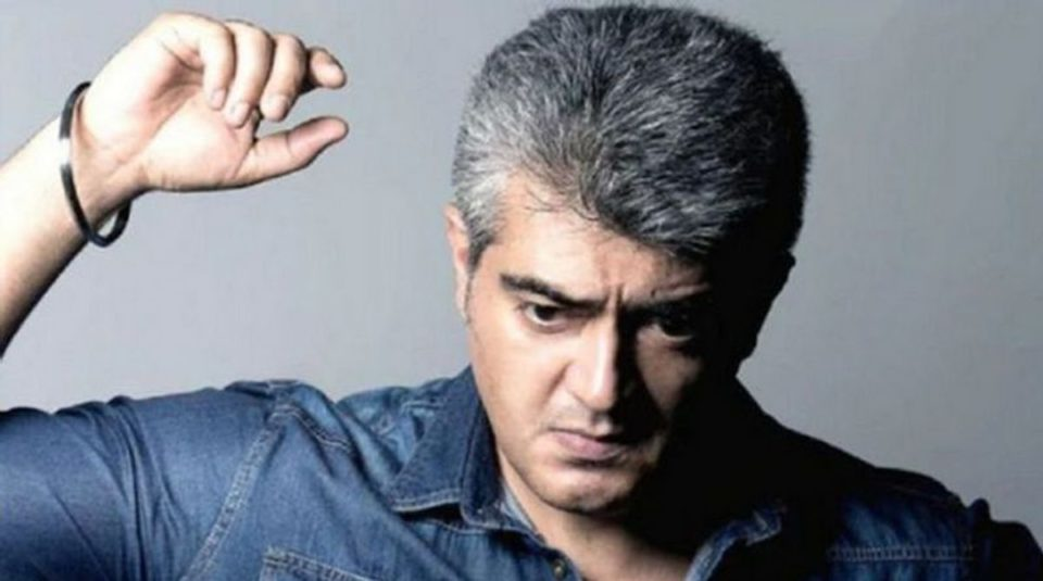 Information about the accident that happened to Ajith during the shooting of Valimai