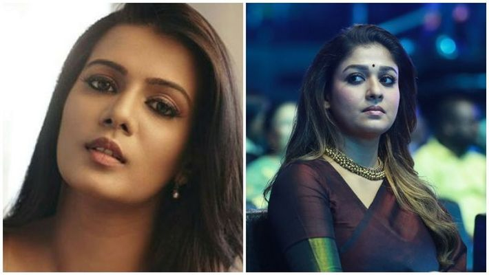 Meera Mitun blasts Nayanthara