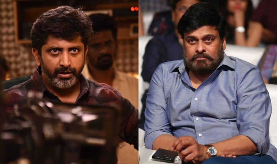 Mohan Raja to direct Chiranjeevi in the Telugu remake of Lucifer