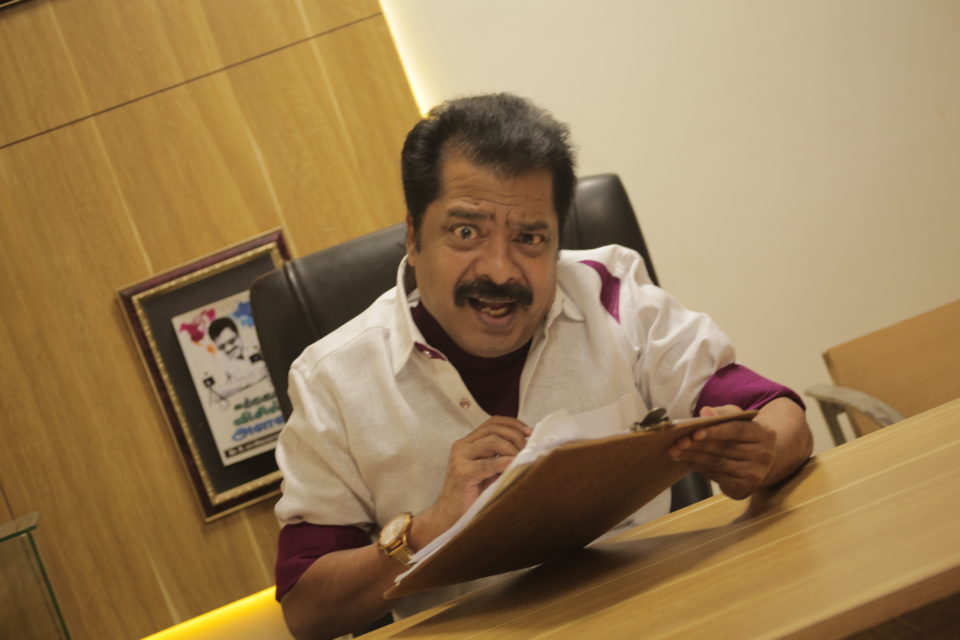 SHORT FILM FESTIVAL PRESIDED BY ACTOR DIRECTOR PANDIARAJAN