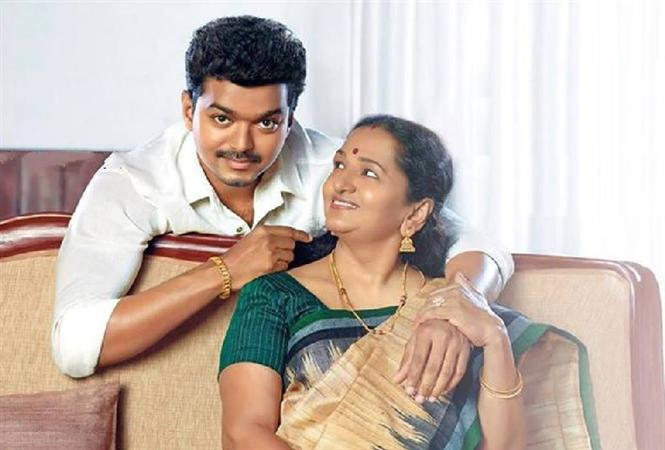 Shoba support of Vijay