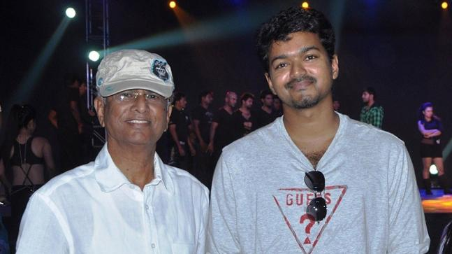 Something no one expected! Vijay's father S.A.C.'s action!
