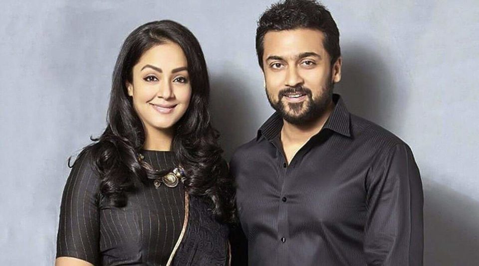 Surya, Jyothika likely to pair up again