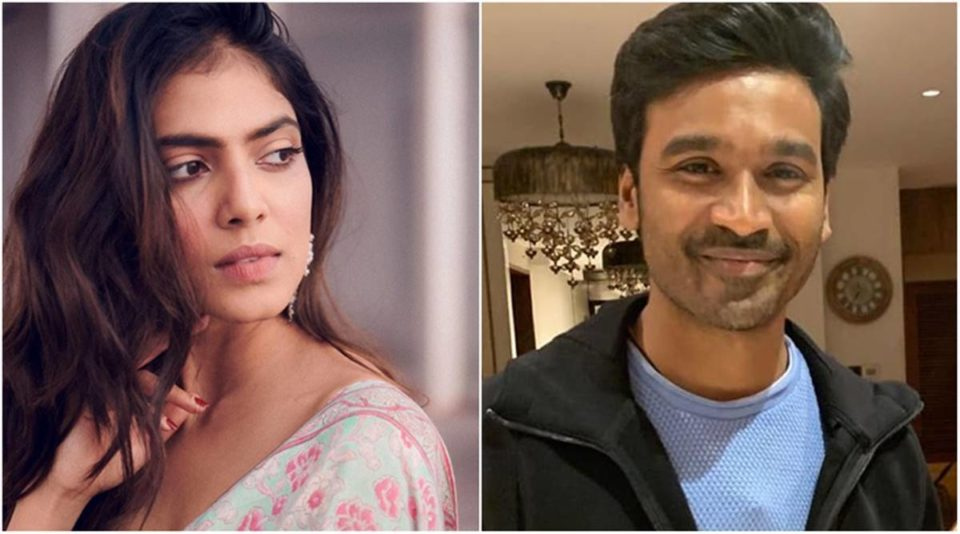 That is the reason to join Dhanush - Malavika Mohanan
