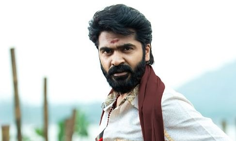 The actor was stunned by Simbu's change