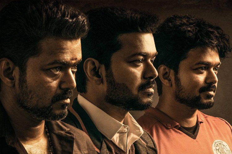 The first movie I'm going to see after Lockdown is bigil