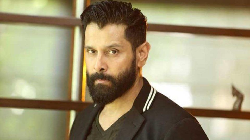 The grandfather became actor Vikram