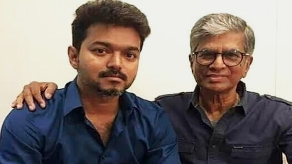 The party is real ... but Vijay has nothing to do with it - SA Chandrasekhar