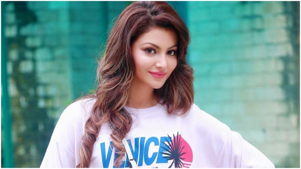 Urvashi Rautela Spotted In An Outfit Worth Crores