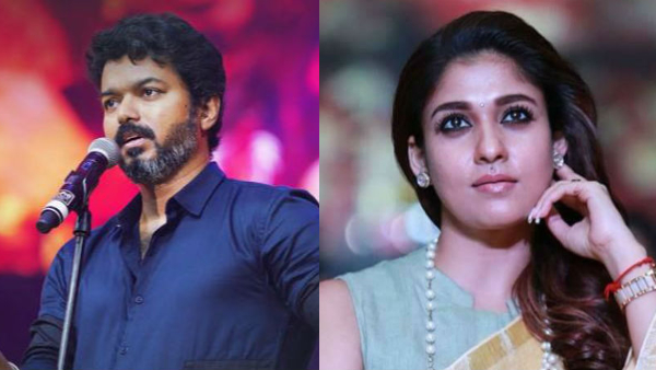 Vijay said 'No' to Nayantara