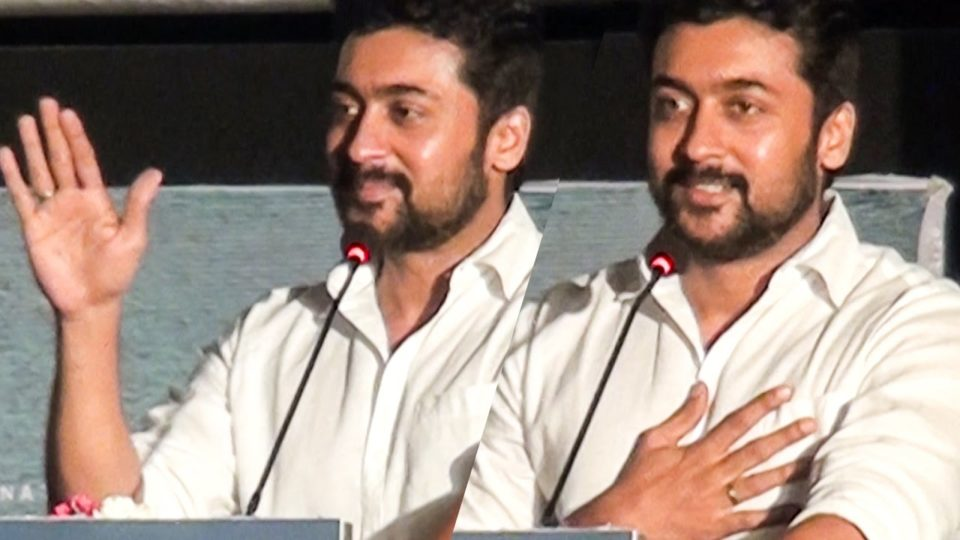 When to enter politics- Actor Surya