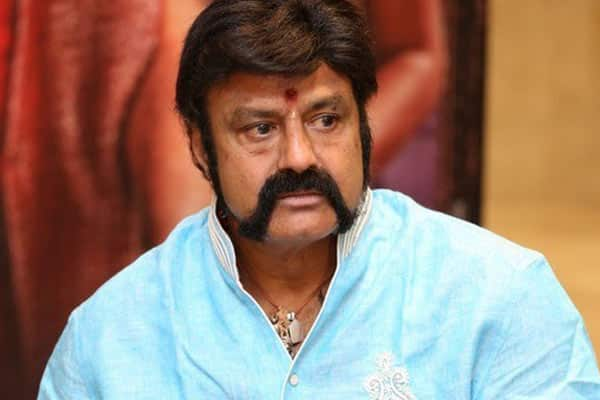Young actress paired with Balakrishna