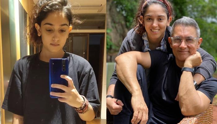 aamir khan daughter Ira Khan about metoo