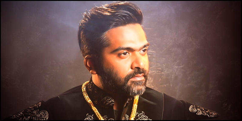 simbu on time in shooting