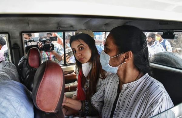 Drug case Actress Sanjana Galrani granted bail by Karnataka High Court