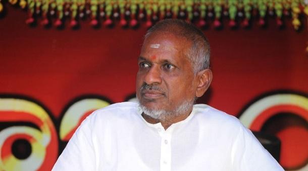 Ilayaraja vacated Prasad Studio