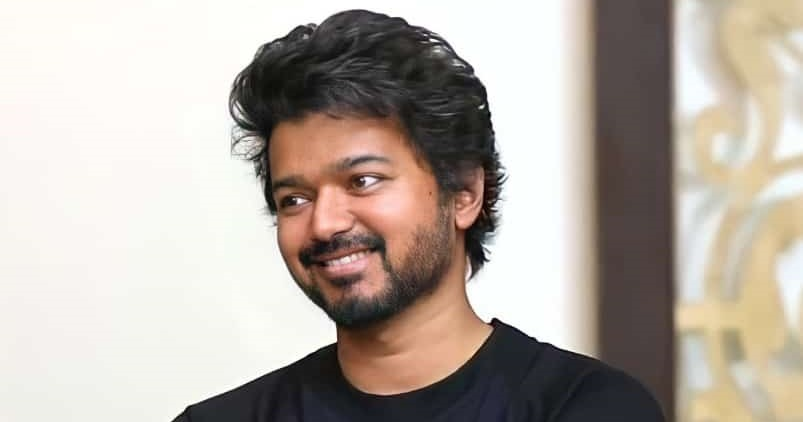 Is this a welcome response to Vijay's 65th film announcement - Scattered fans