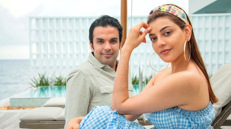 Kajal celebrated her honeymoon without spending a single rupee