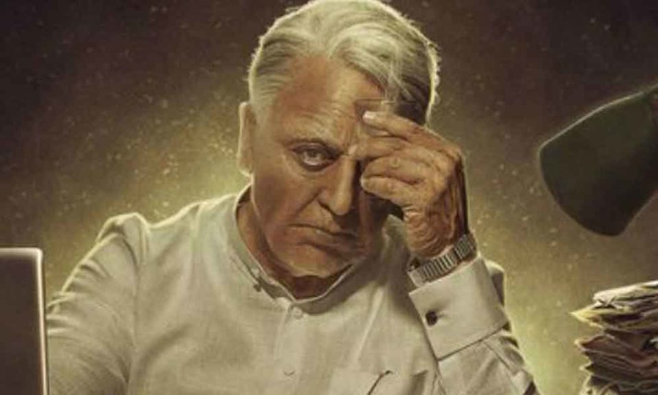 Kamal is getting ready with 'Indian 2' shooting soon ....