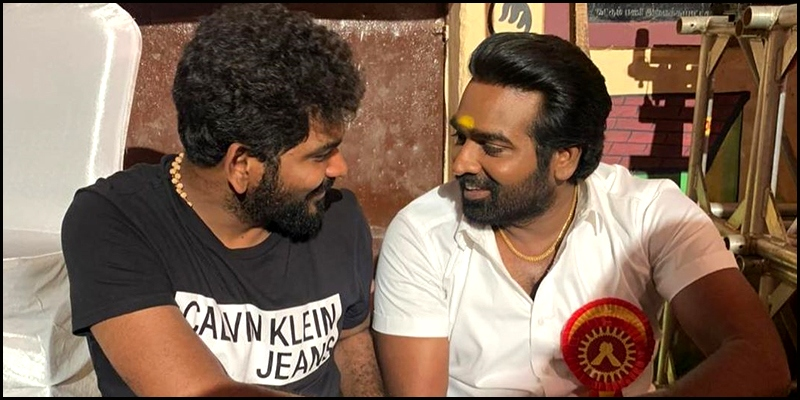 Love gift given by Vignesh Shivan to Vijay Sethupathi