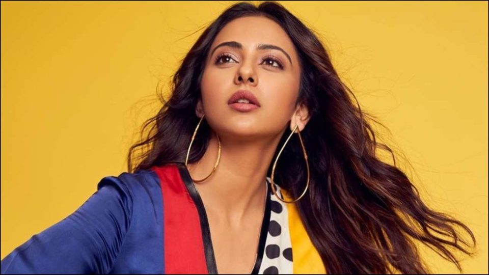 Rakul Preet Singh tests positive for Covid-19