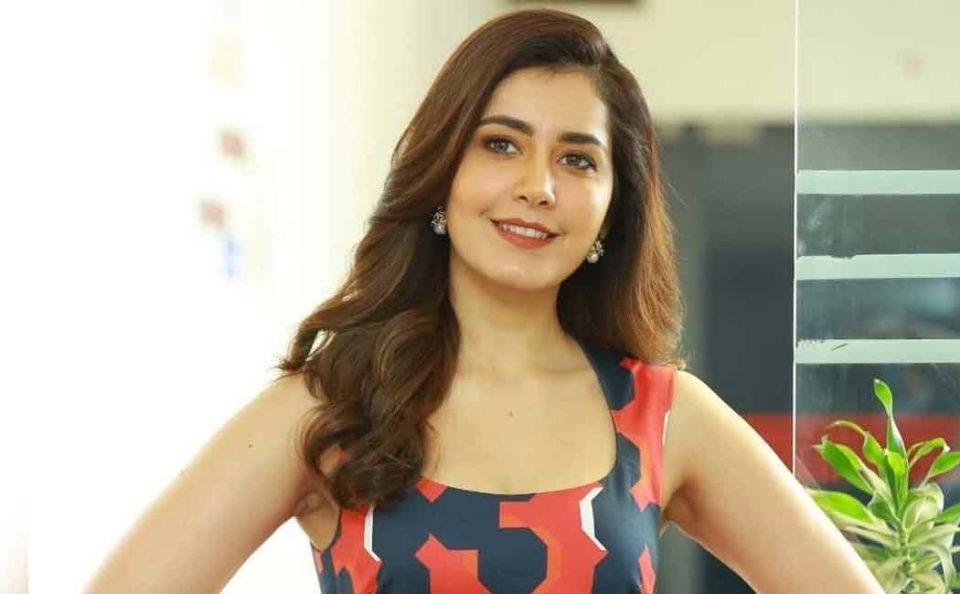 Rashi Khanna to pair with Vikram