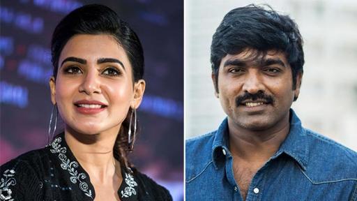 Samantha withdraws from Vijay Sethupathi film
