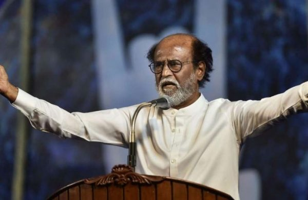 Superstar rajinikanth to launch political party in January 2021