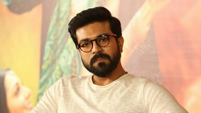 Telugu actor Ram Charan tests positive for COVID-19