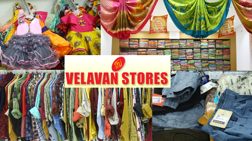 Velavan Stores launches Christmas and New Year discount sales