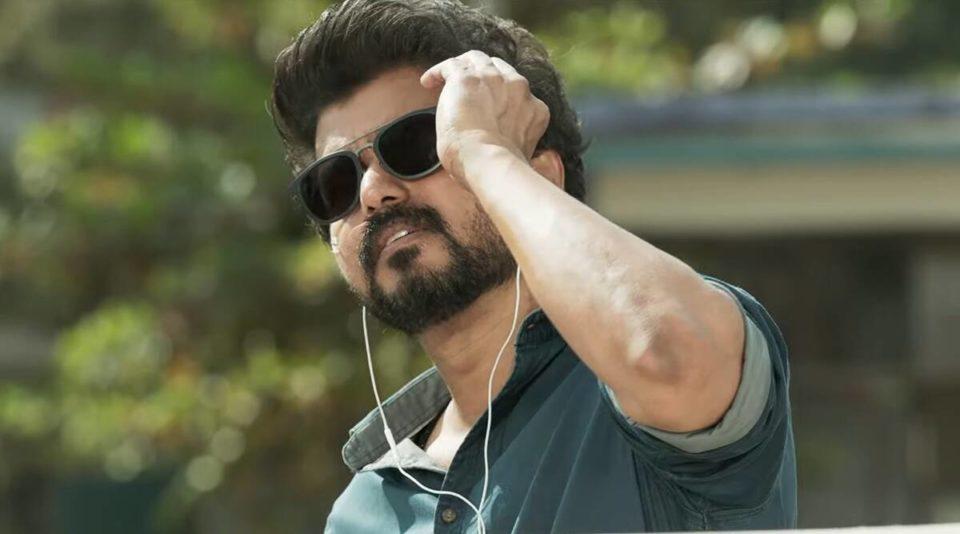 Vijay's new project for master movie