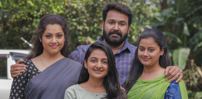 'Drishyam 2' will be released live on ODT - Mohanlal announcement