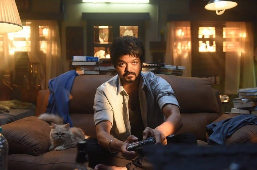 Actor Vijay lodge a complaint with the police
