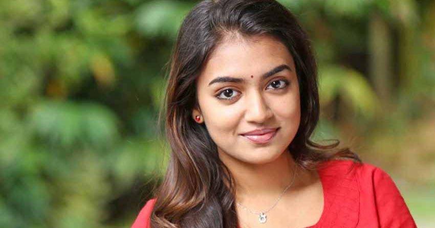 Actress Nazriya's Instagram page freezes