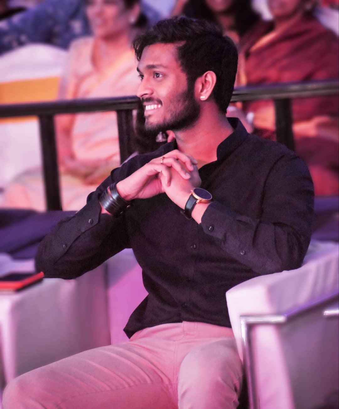 Asuran actor Teejay part of Pathu Thala