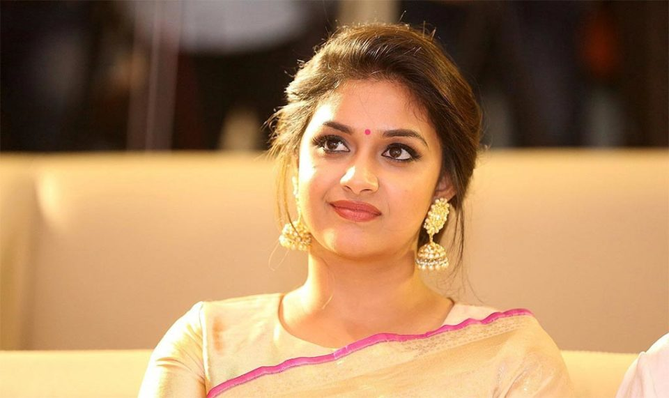 I will never act in those scenes - Keerthi Suresh angry