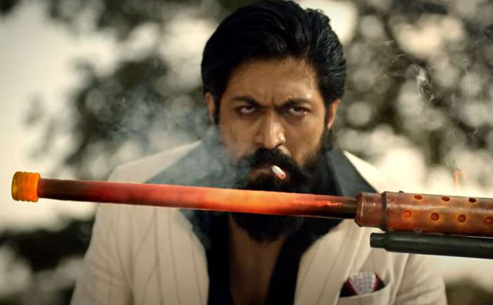 Karnataka health dept issues notice to Yash for 'KGF Chapter 2'