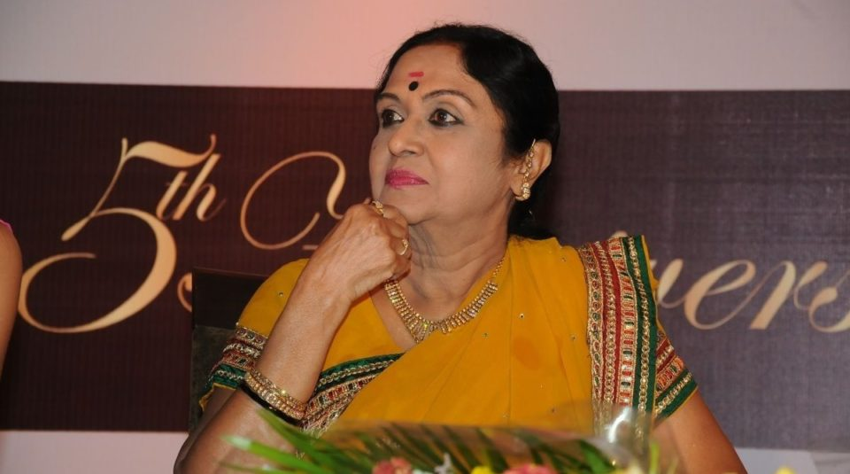 M.G.R. Do actors like that shine in politics - Interview with Saroja Devi