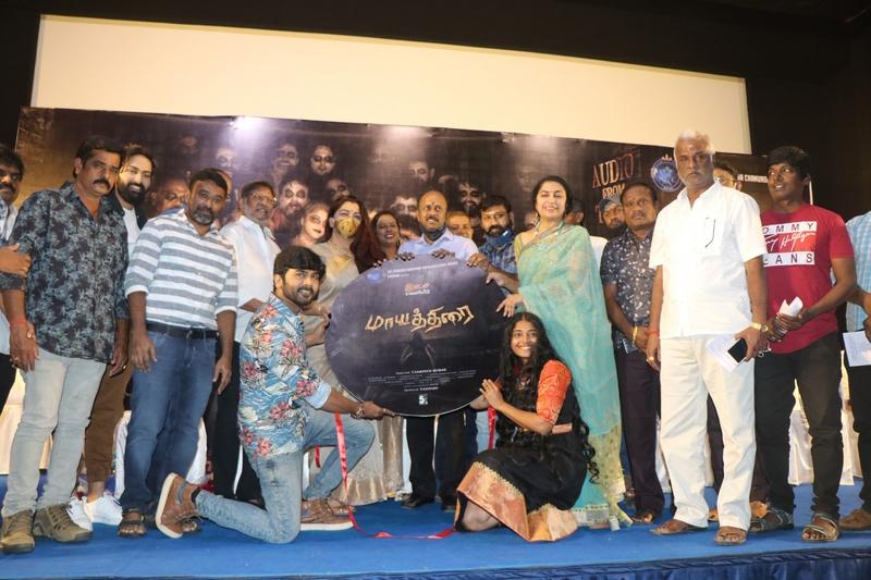 Maayathirai Audio Launch Stills